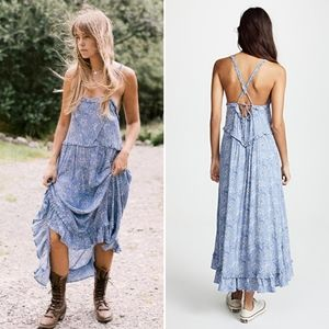 Spell & The Gypsy Collective Celestial Midi Dress